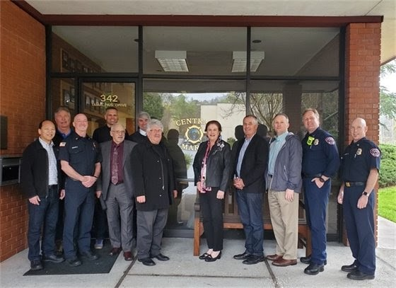 Central Marin Fire Department Consolidation Complete